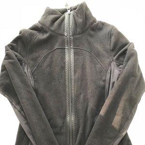 Lululemon Scuba Jacket Fleece